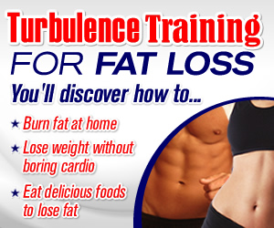 Lose Weight Fast through Turbulence Training course